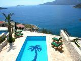 Kalkanda Günlük, Haftalık Kiralık Havuzlu Lüks Villa Olympos 4