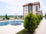 Antalya Belek'te Haftalık Kiralık 4+1  Dublex Villa